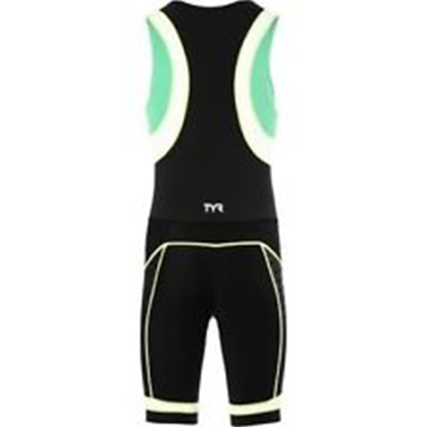 TYR - Womens Competitor Trisuit Black/Light Blue