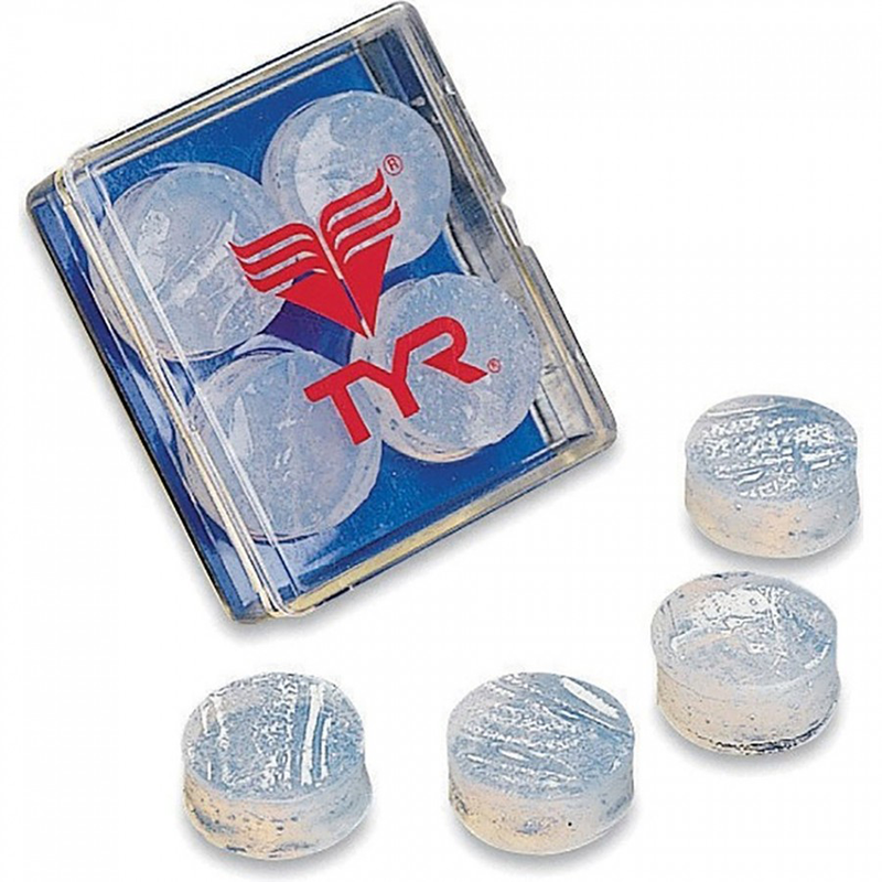 TYR - Moldable Soft Silicone Ear Plugs