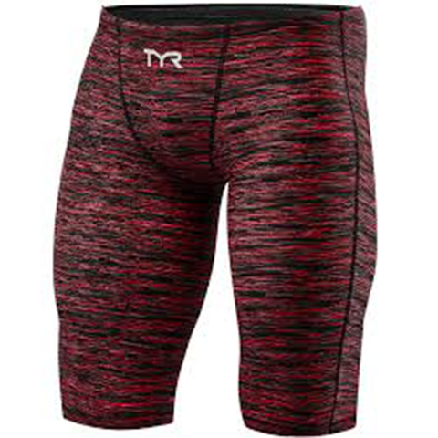 TYR - Mens Racesuit Thresher BAJA Red