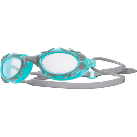 TYR - Goggles NEST PRO NANO Clear/Mint