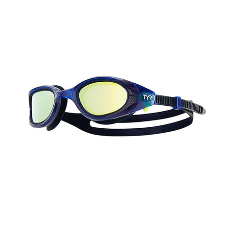TYR - Goggles SPECIAL OPS 3.0 POLARIZED Classic Fit Gold/Navy