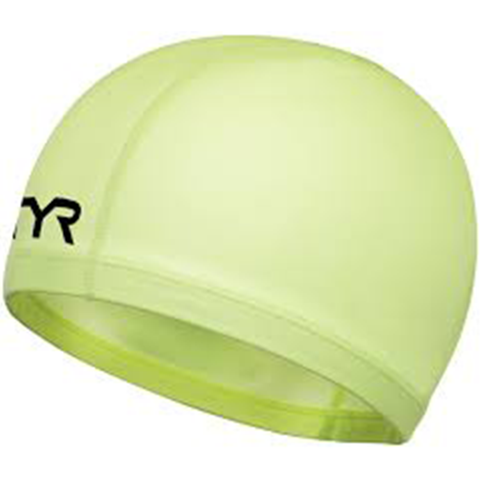 TYR - High Visibility Warme wear Swimming Cap