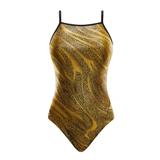 The Finals/Funnies - Womens Swimsuit Slither Foil Wing Back