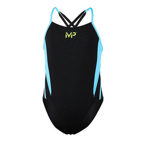 Michael Phelps - Girls Tina Turquoise Swimsuit
