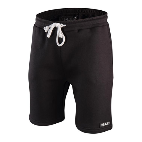 HUUB - CASUAL TRACK SHORT Black