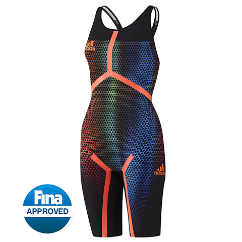 Adidas - Adizero XVI Freestyle Kneesuit Open Back - Sharks Swim Shop