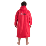 DRYROBE ADVANCE - Long Sleeve Red & Grey