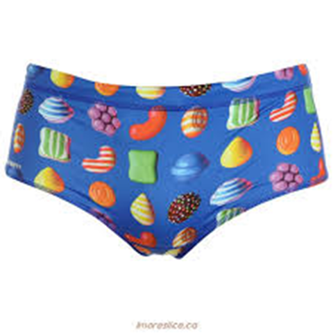 Maru - Mens Briefs Candy Pacer Trainer