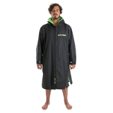 DRYROBE ADVANCE - Long Sleeve Black & Green