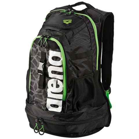 Arena - Fastpack 2.1 Black/Green