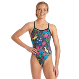 Amanzi - Girls WILDASTER Swimsuit