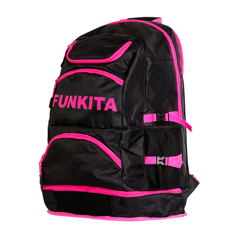 FUNKITA - BACKPACK - Pink Shadow
