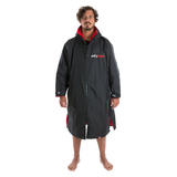 DRYROBE ADVANCE - Long Sleeve Black & Red