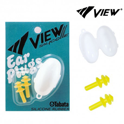 View -  Silicone Ear Plugs
