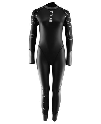HUUB - ALPHA 2:3 OPEN WATER SWIMMING WETSUIT Womens