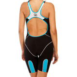 ZeroD - Womens oSUIT Blacl/Atoll