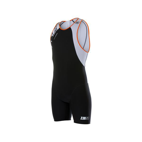 ZeroD - USUIT ARMADA  Black/Orange Unisex