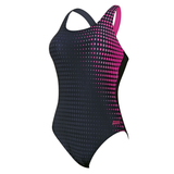 Zoggs - Womens Actionback Black/Pink