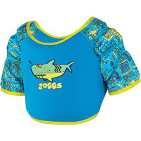 Zoggs - Water Wings Vest Blue