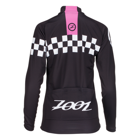 Zoot - Cycle Cali Thermo LS Jersey