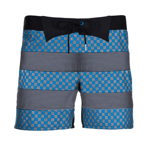 Zoot - Mens 8 Inch 2-1 Board Short Pacific Checkers
