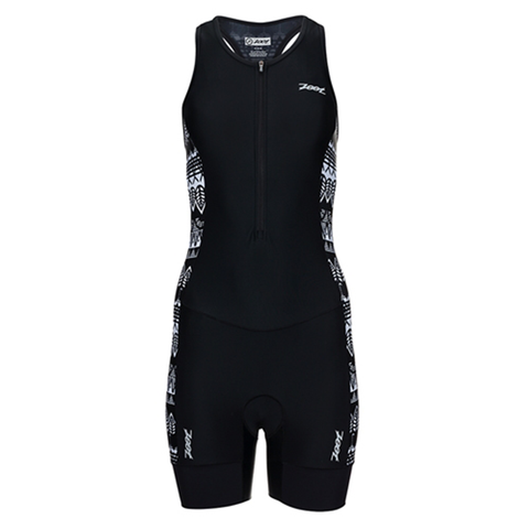 Zoot - Womens Performance Tri Racesuit Surf Graffiti