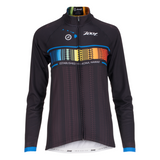 Zoot - Mens Cycle Ali'l Thermo LS Jersey Flying Hawaiian