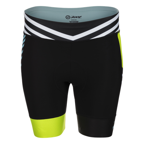 "Zoot - Womens LTD 7"" Cycle Short TEAM"