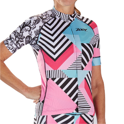 Zoot - Womens Cycle Jersey