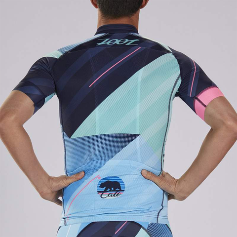 Zoot - Mens Cali Cycle Jersey