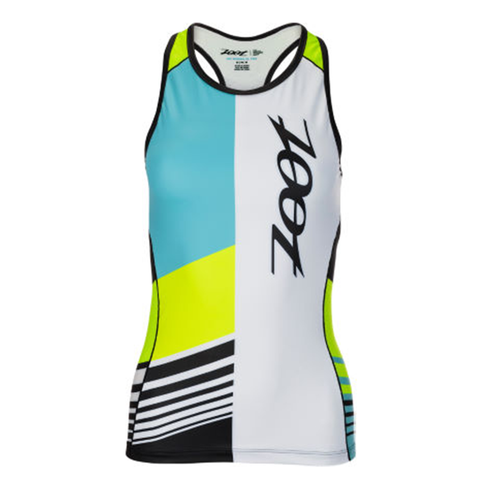 Zoot - Womens Ltd Tri Racerback TEAM