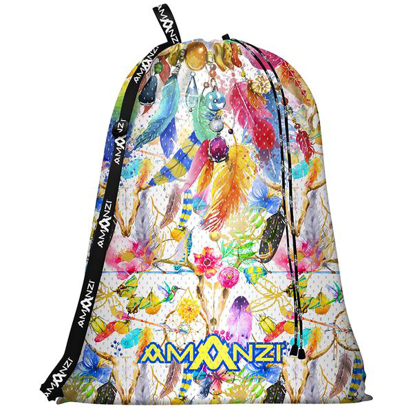 Amanzi - Mesh Gear Bag Bohemian Dreams