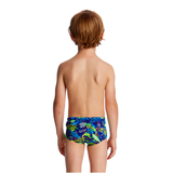 FUNKY TRUNKS - Toddler Boys Printed Trunks Catch of the Day