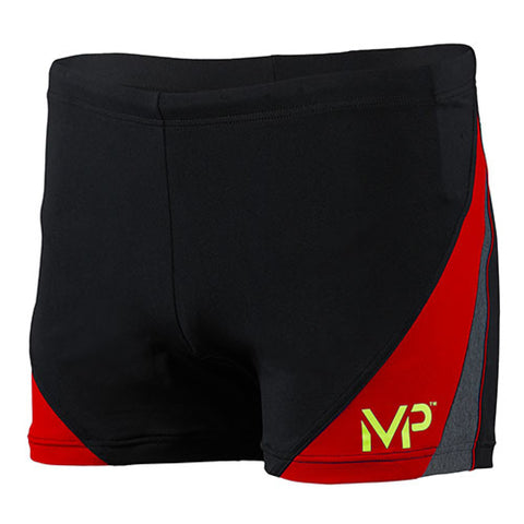 Michael Phelps - Arkos Boxer Black Red