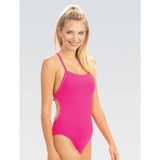 Dolfin - Womens Uglies Revibe Solid Tie Back One-Piece Swimsuit Pink