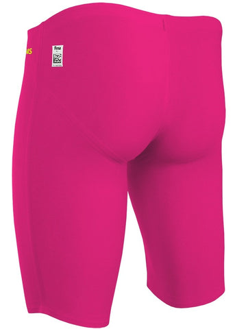 Finis - FUSE Racing Jammer Hot Pink - Sharks Swim Shop