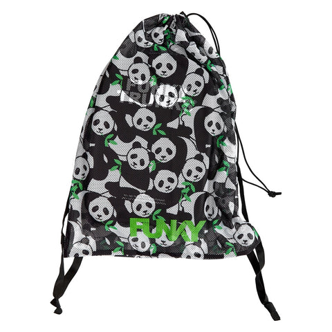 Funky - Mesh Gear Bag Pandaddy