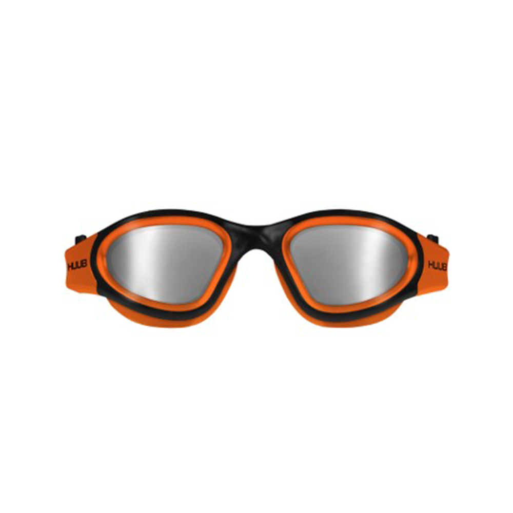 HUUB APHOTIC SWIM GOGGLE - Orange Polarised Mirror
