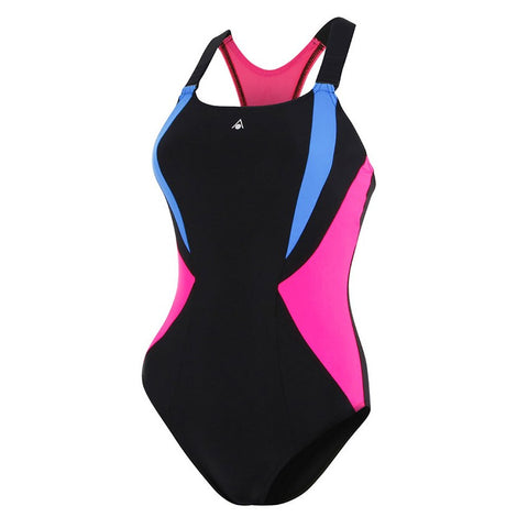 Aqua Sphere - Siskin Black/Dark Pink - Sharks Swim Shop
