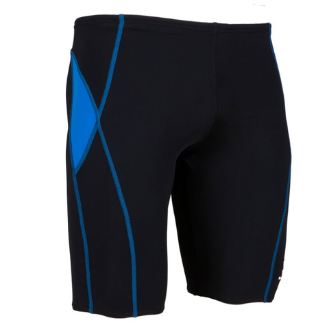 TYR Mens Jammer Titan Splice Black/Blue