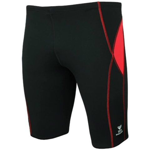 TYR Mens Jammer Titan Splice Black/Red