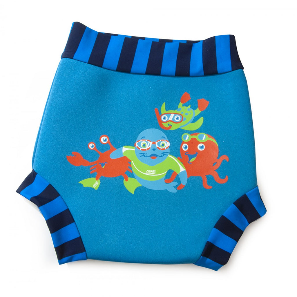 Zoggs - SwimSure Nappy Blue