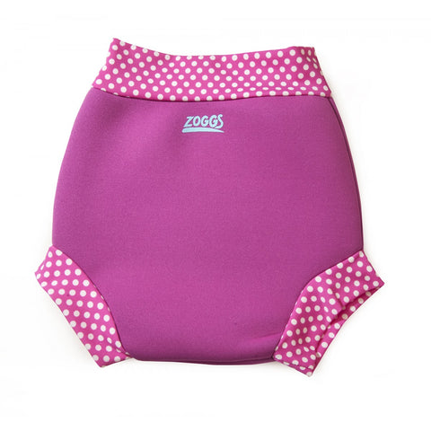 Zoggs - SwimSure Nappy Pink