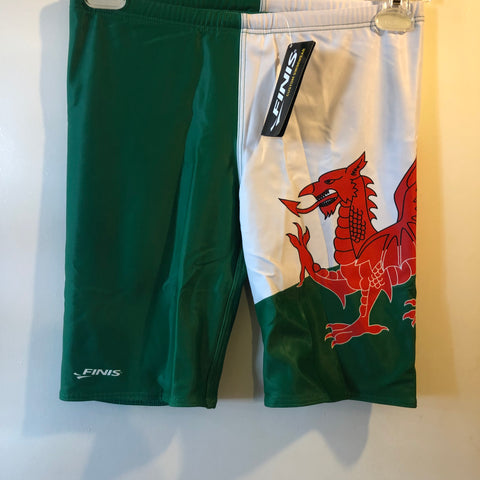 Finis - Mens Jammer Welsh Dragon Custom