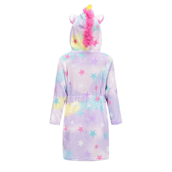 Rainbow Unicorn Robe