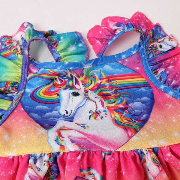 Unicorn Dreams Dress - Bliss & Bustle