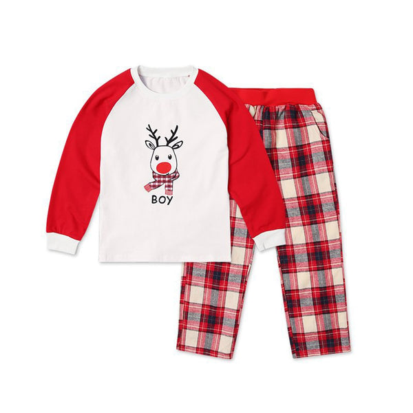 Reindeer Family Matching Outfit
