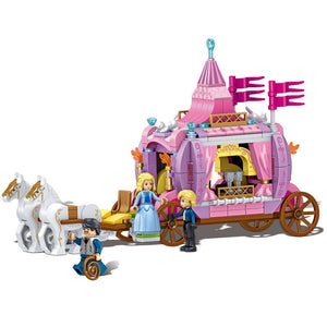 Royal Carriage Building Blocks