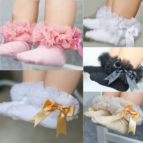 Princess Lace Socks