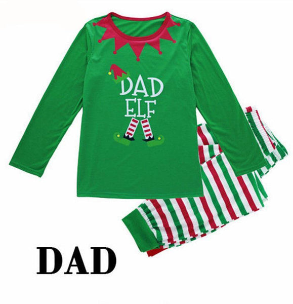Family Elf Matching Outfit